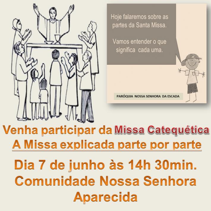 Missa catequetica 2015