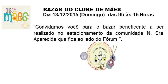 CLUBE DE MAES