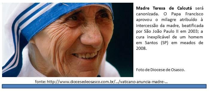 Highlight - Madre Teresa